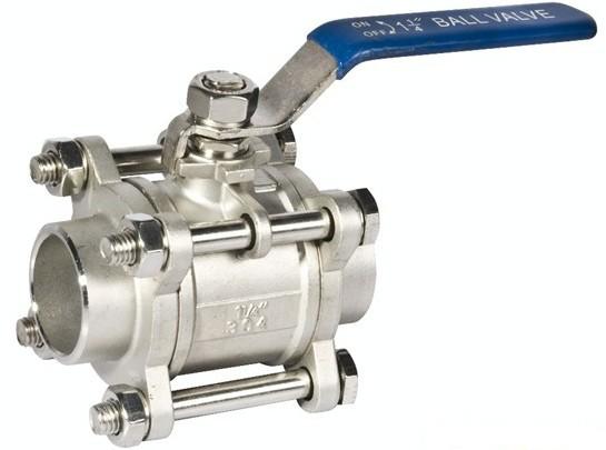 天然气输送管道中球阀的应用技术